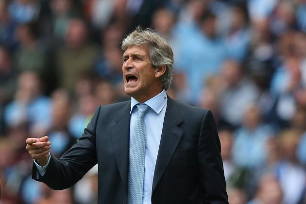 Champions League Success or Bust for Manuel Pellegrini at Manchester City?