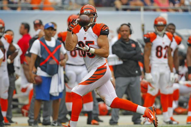 Tyler Eifert's Updated 2013 Fantasy Outlook After Week 2