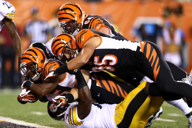 Steelers vs. Bengals: Live Grades and Analysis for Cincinnati