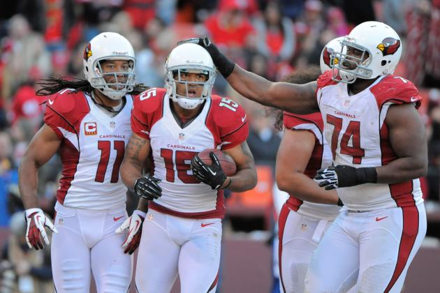 Larry Fitzgerald's Injury Presents Opportunity for Michael Floyd to Shine