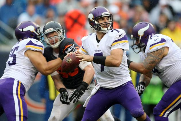 Breaking Down Christian Ponder Through 2 Weeks of the Vikings' Season