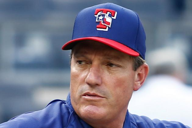 Rangers Notes: Hitting Coach Sticking to His Philosophy