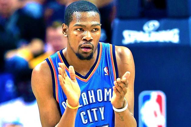 Kevin Durant's Ultimate Training Camp Checklist