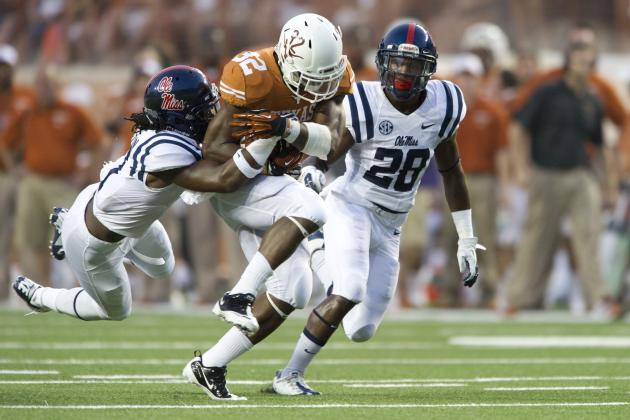 Texas Football: Can Offense Carry the Team in Big 12 Play?