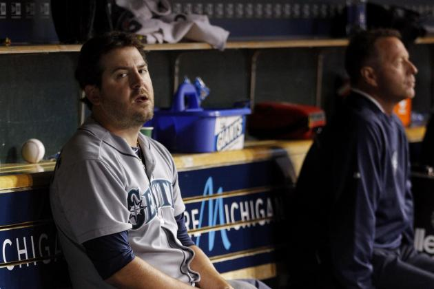 Offensively Lame Mariners Lose in Detroit 4-2