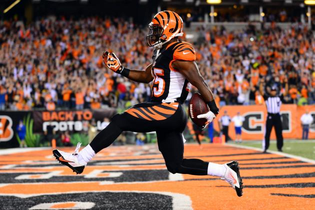Gio Bernard's Updated 2013 Fantasy Outlook After Week 2