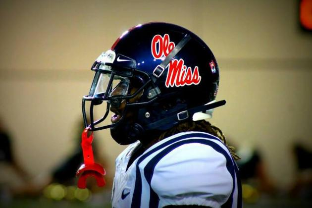 Ole Miss RB Jeff Scott Becoming a Rebel Great, Says 'Sky's the Limit in 2013'