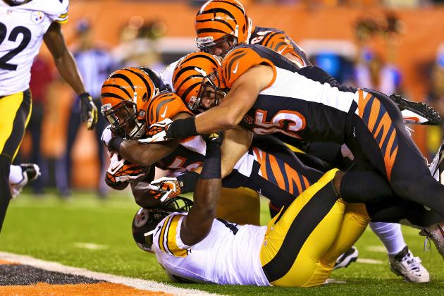 Steelers vs. Bengals: Live Score, Highlights and Reaction