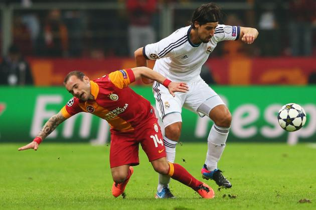 Galatasaray vs. Real Madrid: Date, Time, Live Stream, TV Info and Preview