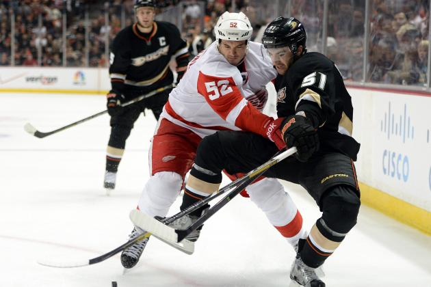 Jonathan Ericsson: Why D-Man Is Detroit Red Wings' Biggest X-Factor for 2013-14