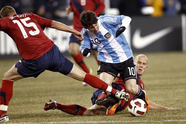 2014 FIFA World Cup Brazil: How Will Argentina's Lionel Messi Fare?