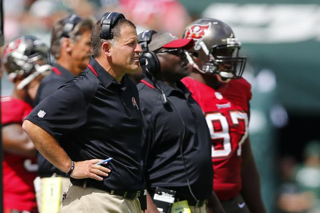 Why Greg Schiano Could Be the Tampa Bay Buccaneers' Biggest Problem