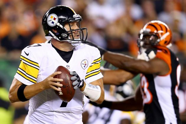 Why Can't the Pittsburgh Steelers Find an Offensive Identity?