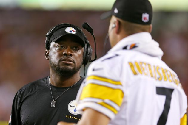 Tomlin: Steelers Will 'Wear the Misery' of Poor Start
