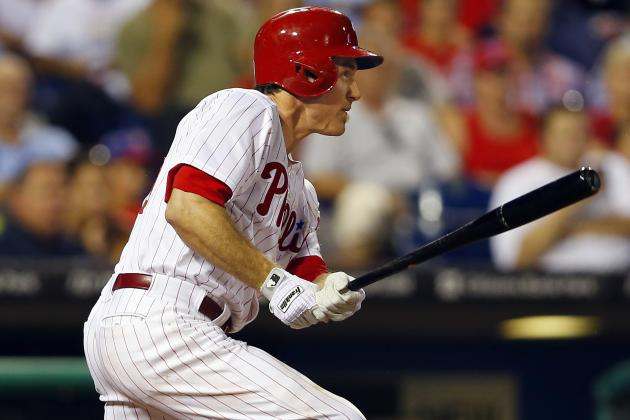 Utley Nominated for 2013 Roberto Clemente Award