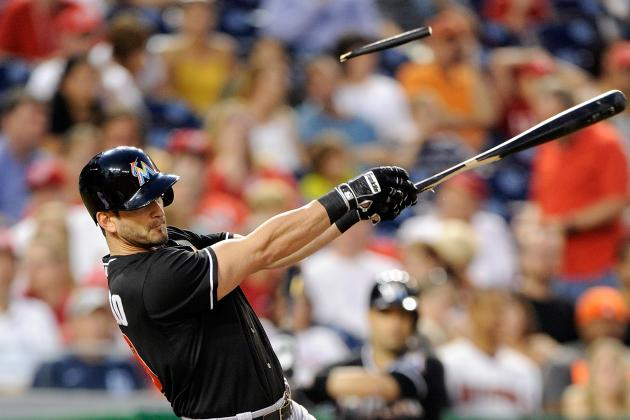 Marlins Strike out 14 Times Against Lee