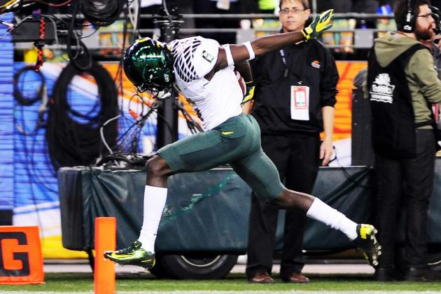 What Makes Ducks' De'Anthony Thomas the Most Exciting Player in College Football
