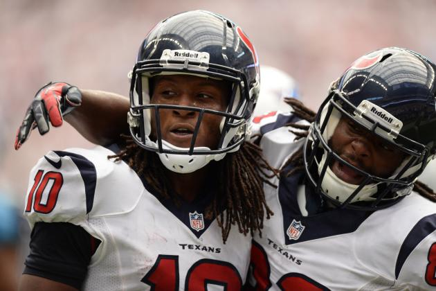 Breaking Down DeAndre Hopkins' Game-Winning Performance vs. Tennessee Titans