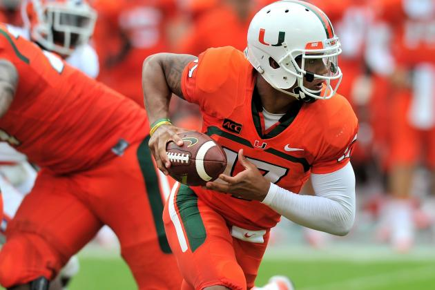 Miami Football: Why Canes Need to Let Stephen Morris Loose vs. Savannah State