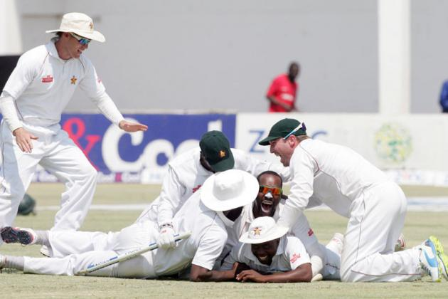 What Does the Future Hold for Test Cricket in Zimbabwe? Are They Recovering?