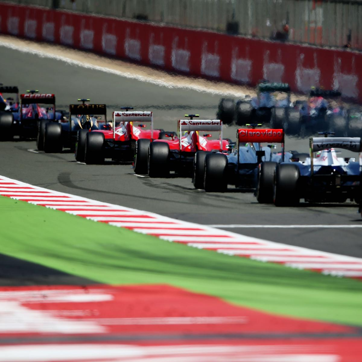 Inside F1 Cars: Does a Formula 1 Car Have a Clutch, and How Does It ...