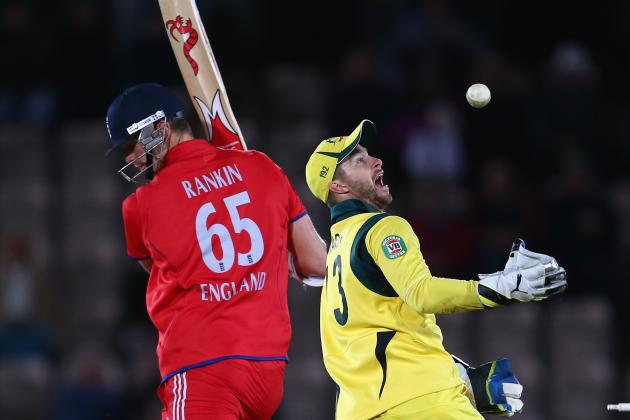 England Learn Lessons in ODI Series Defeat Against Australia