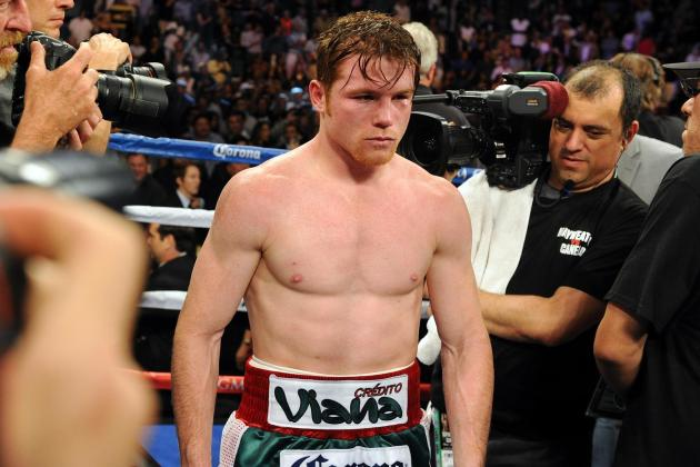 Mayweather vs. Canelo Results: Breaking Down Alvarez's Best Rounds