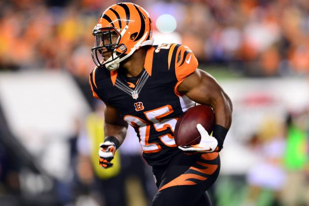 Fantasy Football Week 3: Start Em Sit Em for Boom-or-Bust Running Backs