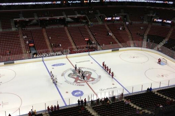 The Florida Panthers Fans Out in the Double Digits for Preseason Opener