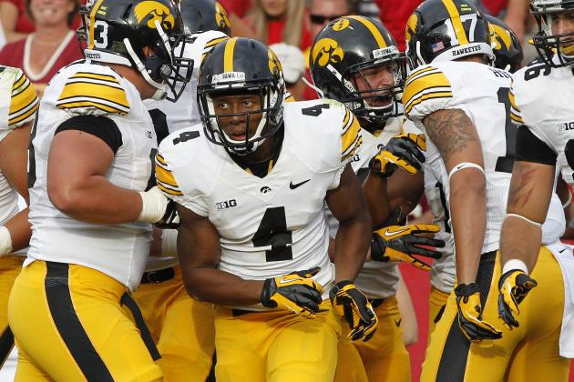 Hawkeyes Name New Starting Wide Receiver