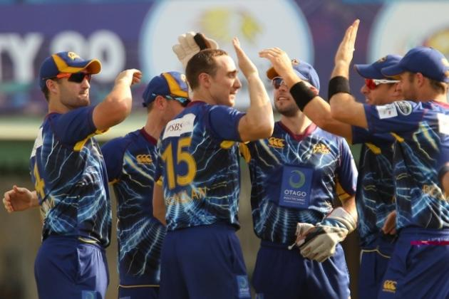 CLT20: Otago Volts vs. Faisalabad Wolves Scorecard, Recap and More from Game 1