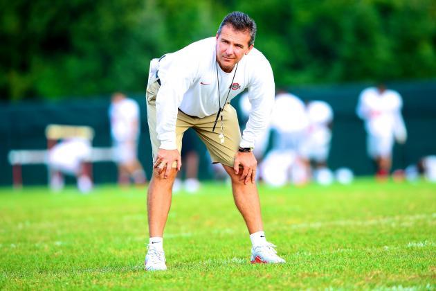 Ohio State's Urban Meyer Has a Wonderful Response to 2-Year-Old Recruit