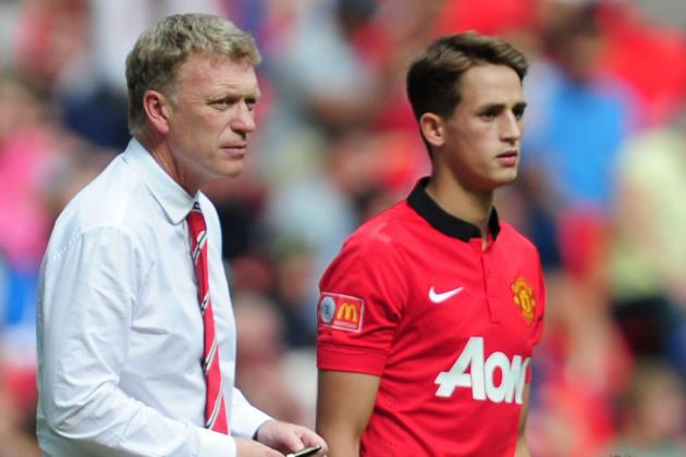 Manchester United Must Fend off Interest in Adnan Januzaj and Hand Him New Deal