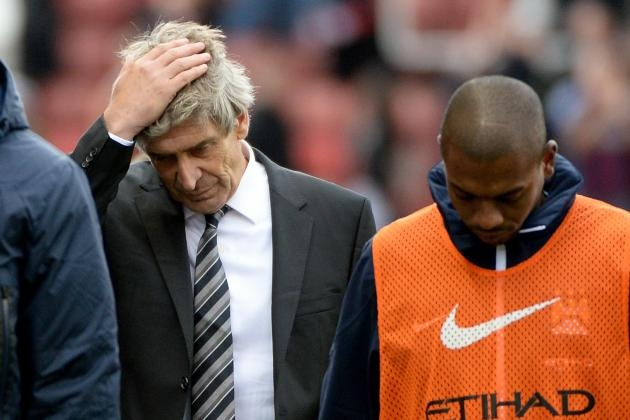 Manuel Pellegrini Urges Manchester City to Look Forward in Europe