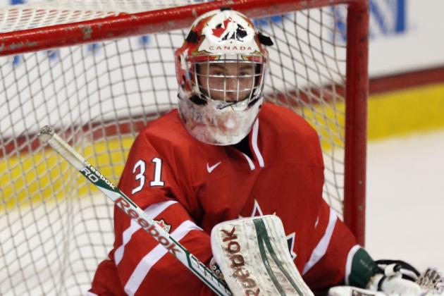Canadiens Ink 2013 Second-Round Pick Fucale