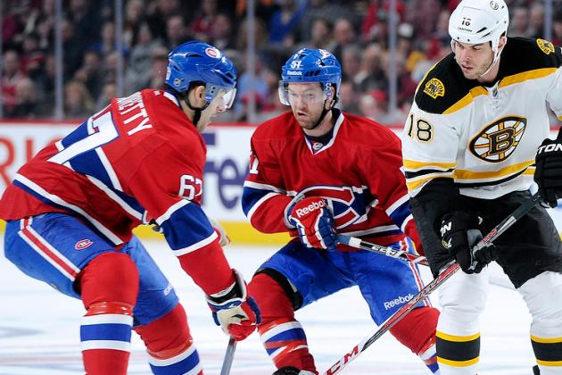 Seven Lessons Learned After Habs Preseason Loss to Bruins