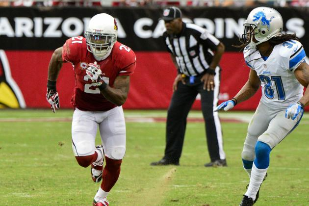 Arizona Cardinals' Patrick Peterson Sets Precedent on Offense