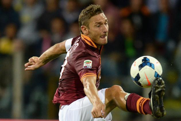 Totti Confirms Extension Is Close