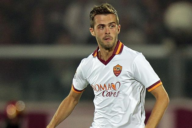 Pjanic Sees a Different Roma