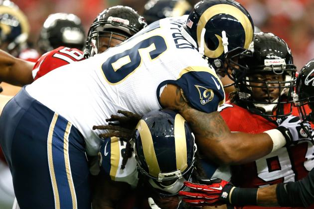 Rodger Saffold Suffered Sprained MCL