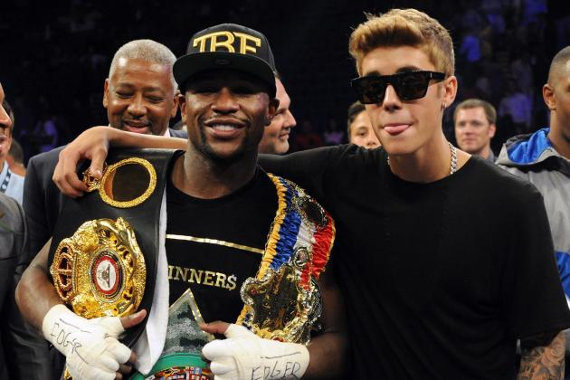 Mayweather vs. Canelo Fight: Money Proves He's Better Boxer Than Promoter