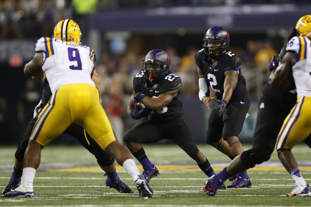 TCU's Offensive Line Is the Key to Getting the Team on Track
