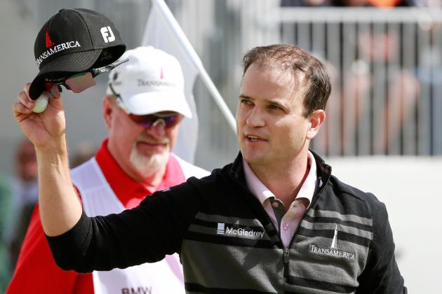 Four-Ball: Is the HOF in Zach Johnson's Future?