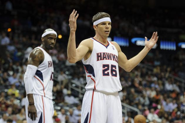 Kyle Korver Could Have a Career Year in 2013-14