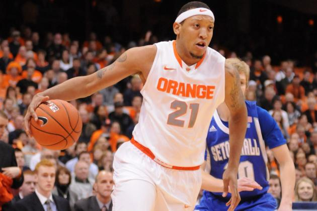 Former Syracuse Basketball Guard Mookie Jones Awaits Overseas Opportunities