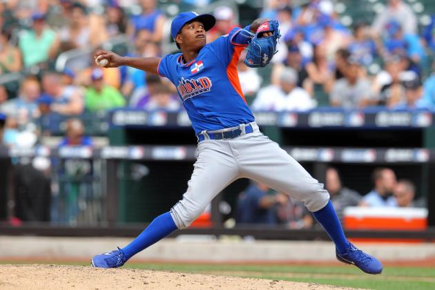 Comparing Top Pitching Prospect Yordano Ventura to Craig Kimbrel