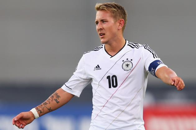 Inter Milan Plan Move for £7m Tottenham Midfielder Lewis Holtby