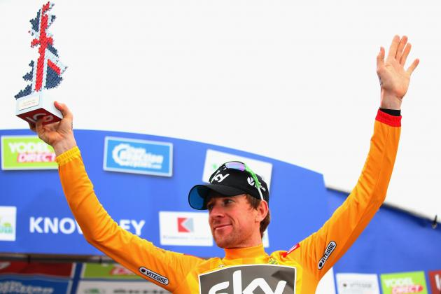 Bradley Wiggins' Dominant Time Trial Makes Him Clear Tour of Britain Favorite