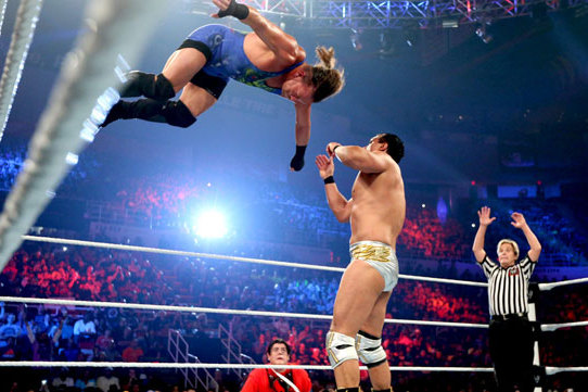 What's Next for Rob Van Dam and Alberto Del Rio After Night of Champions?