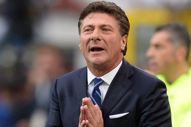 Mazzarri 'Proud' of Inter
